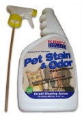 Kirby Pet Stain and Odor Remover